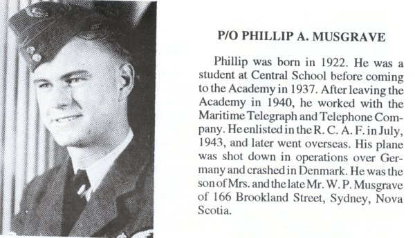 Photo of Philip Arthur Musgrave