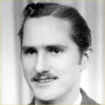 Photo of William Harvey Goodwin– PILOT OFFICER/BOMBER AIMER