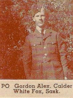 Photo of Gordon Calder