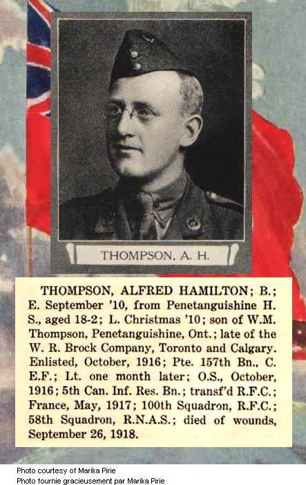 Photo of Alfred Hamilton Thompson