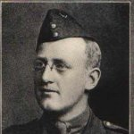 Photo of Alfred Hamilton Thompson– From The War Book of Upper Canada College, edited by Archibald Hope Young, Toronto, 1923.  This book is a Roll of Honour including former students who served during the First World War.