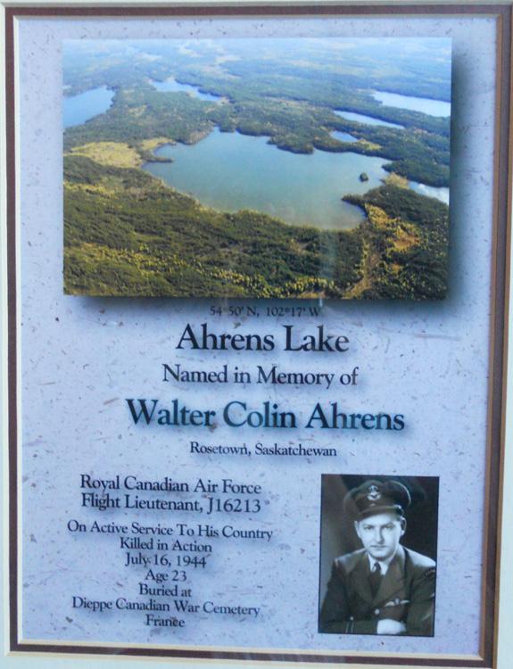 Ahrens Lake