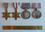 Medals– Medals of Walter Ahrens