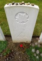Grave Marker– My visit to Dieppe