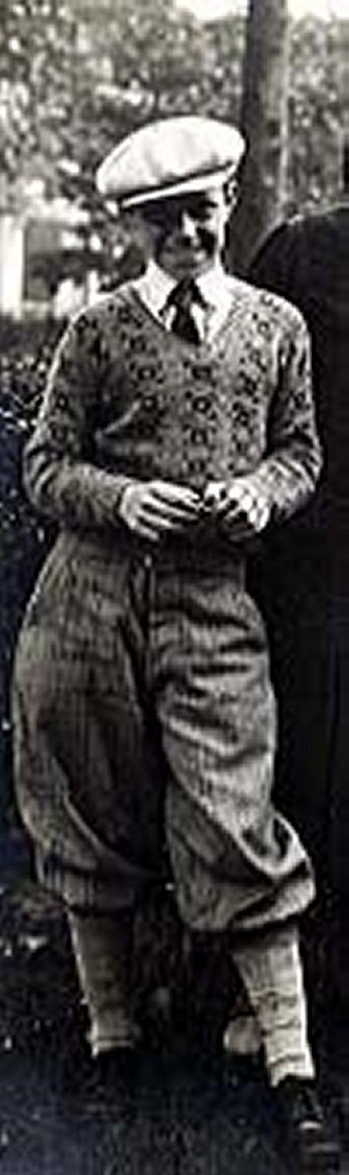 Photo of Francis DeLisle