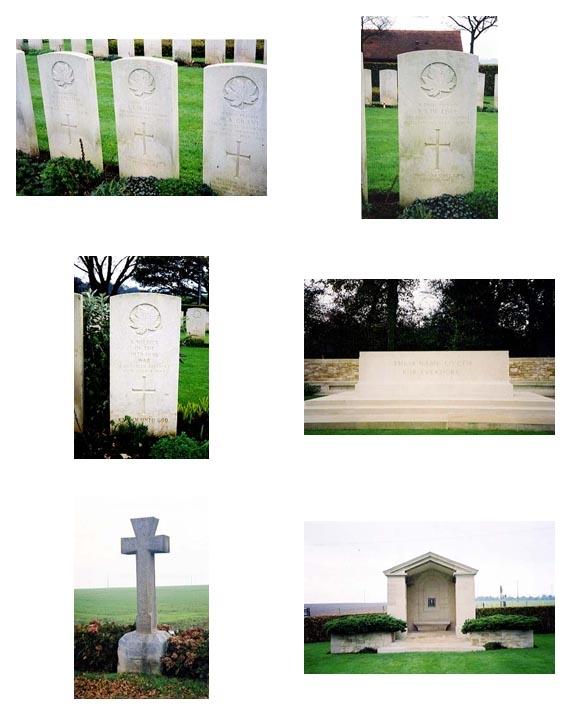Dieppe Canadian War Cemetery (Hautot-Sur-Mer)