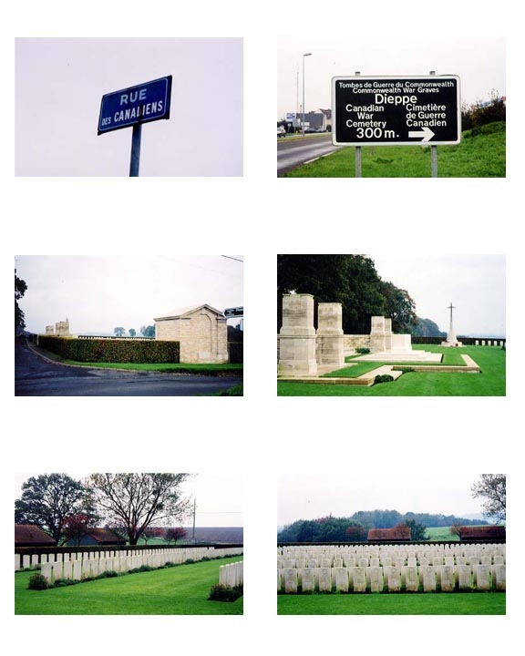 Photo 2 of Dieppe Canadian War Cemetery (Hautot-Sur-Mer)