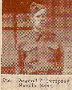 Photo of Dagnall Thomas Dempsey– Submitted for the project, Operation: Picture Me