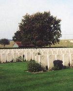 Dieppe Canadian War Cemetery– The Dieppe Canadian War Cemetery, located just outside Dieppe, France. (J. Stephens)