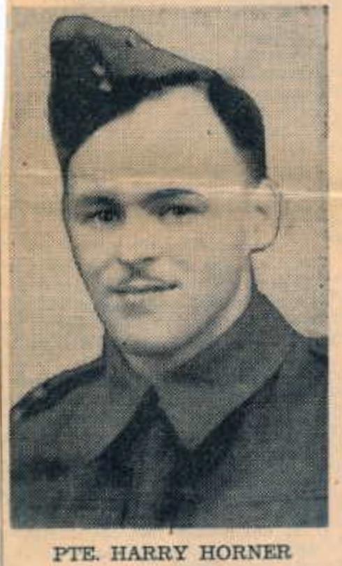 Photo of HARRY HORNER