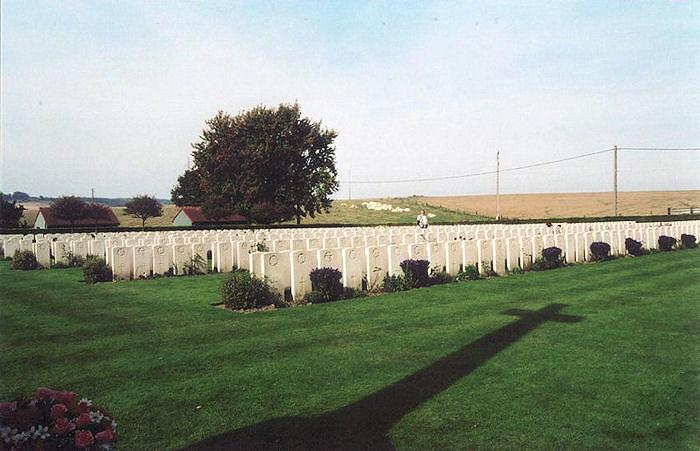 Dieppe Canadian War Cemetery