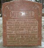 Memorial– Memorial marker to Pte. Robert William Mitchell McLeod.  Located in St. Jude's Cemetery, Oakville, Ontario.