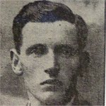 Photo of Daniel Mitchell McNerney– Daniel Mitchell McNerney, a Celt of Irish/Scottish parentage, and Scottish birth, volunteered, like so many others, and never returned home. The debt is not forgotten
