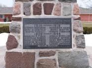 Memorial– Thetford, Ontario