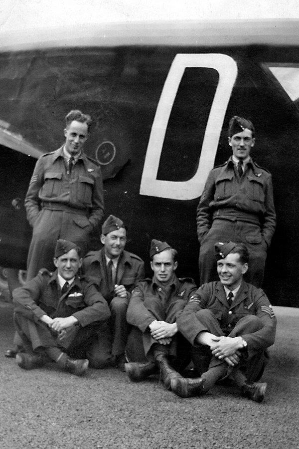 Halifax Bomber Crew