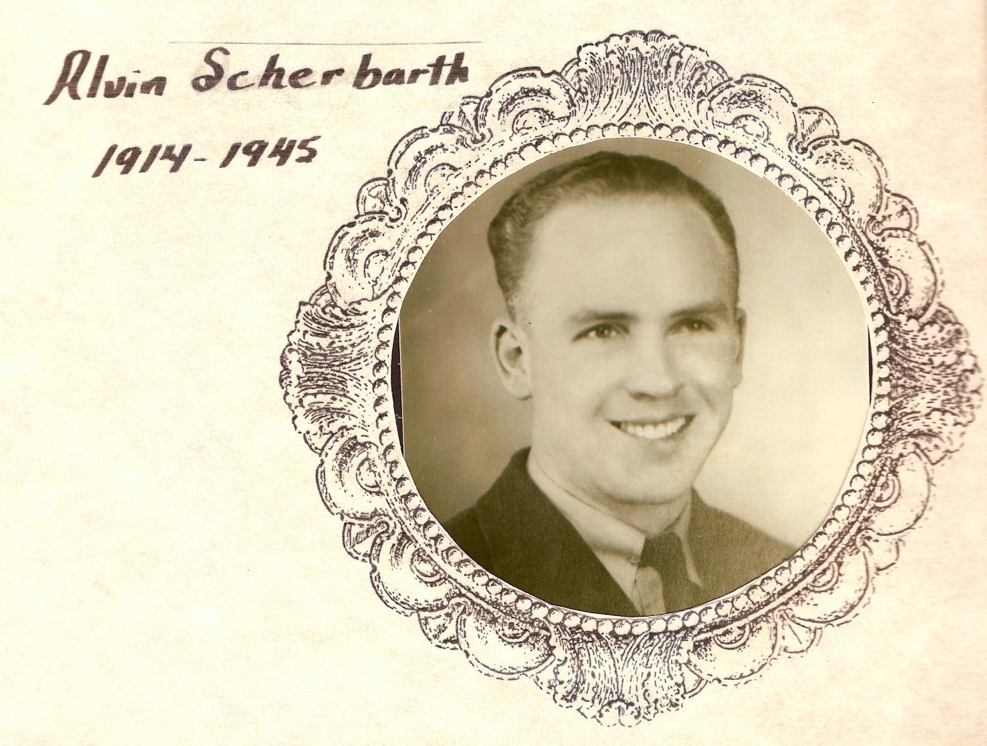 Photo of Alvin Scherbarth