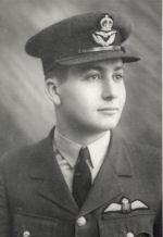 Photo of Lloyd Bishop– Photo of Lloyd Bishop from Gananoque Remembers