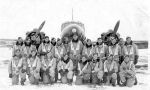 Moose Squadron 419– Moose Squadron 419 Flight Sergeant Robert Doherty is in the front row, 3rd from the right.