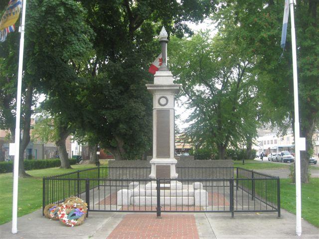 City of Vernon Cenotaph