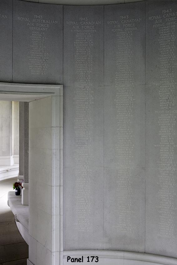 Runnymede Memorial– inscription