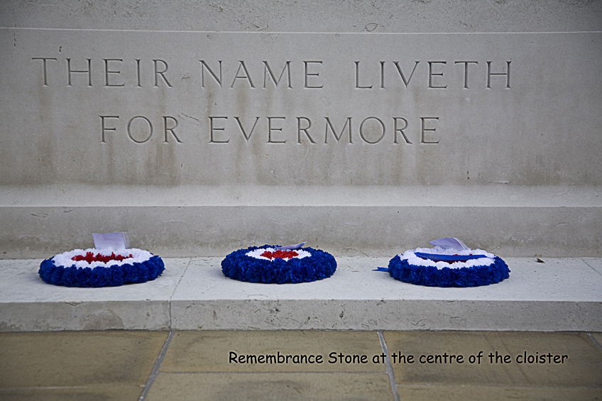 Runnymede Memorial– Stone of Remembrance
