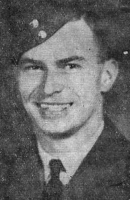 Photo of Charles Douglas Dunn– Flight sergeant Charles Douglas Dunn 408 squadron RCAF Stationed at RAF Balderton Lost in Hampden AT176 EQ-A on the 27/03/1942 Remembered on the Runnymede Memorial