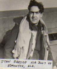Photo of Stanley Garside