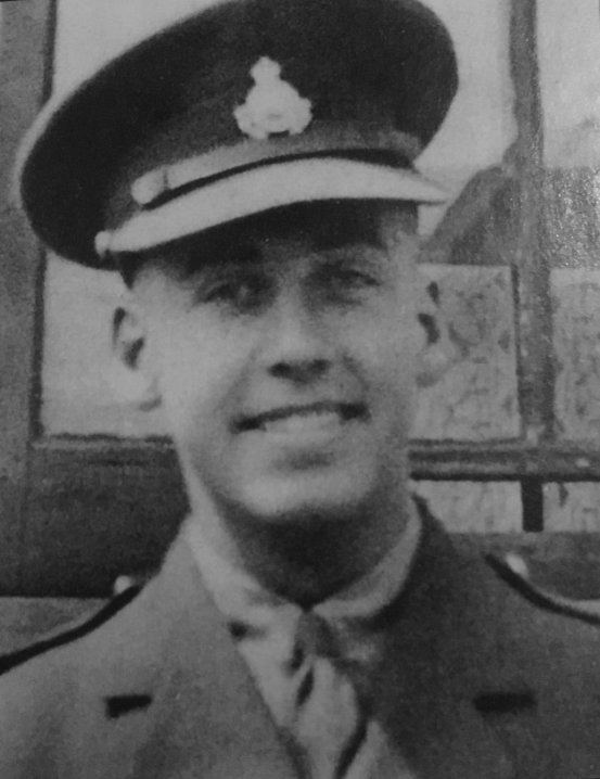 Photo of WILLIAM GEORGE ADAMS– Submitted for the project, Operation Picture Me