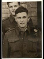 Photo de ROGER WILLIAM BARKER – Soldat Roger William Barker
