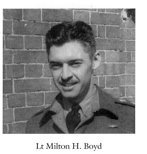 Photo of Milton Howard Boyd