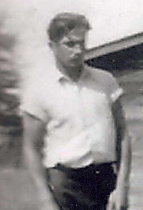 Photo of GORDON GRANT CLARK