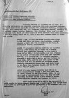 Letter– 1952 Letter outlining the three Colville son's deaths,  LAC, Ottawa