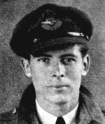 Photo of Jack Scott Cox– Born 30th September, 1920, at Brockville, Ont. Educated at Brockville. Entered the service of the Bank 17th August, 1939. Served at Brockville. Enlisted 14th August, 1940, from that branch in R.C.A.F. Sergeant Pilot 29th March, 1941; Warrant Officer, Class II, 10th October, 1942; Pilot Officer in January, 1943; Flying Officer in November, 1943. Trained at Brandon, Man., Patricia Bay, B.C., Regina, Sask., and Windsor and Dunnville, Ont. Took Instructors' Course at Trenton, Ont. Instructor at Camp Borden, Ont., until 1942. Took Officers' Training Course at Bagotville, Que. Overseas in March, 1943. Served in active operations with Tactical Air Force.  Missing after air operations on 6th June, 1944 (D-Day). Officially presumed dead 27th April, 1945. From a memorial booklet prepared by the Canadian Bank of Commerce.