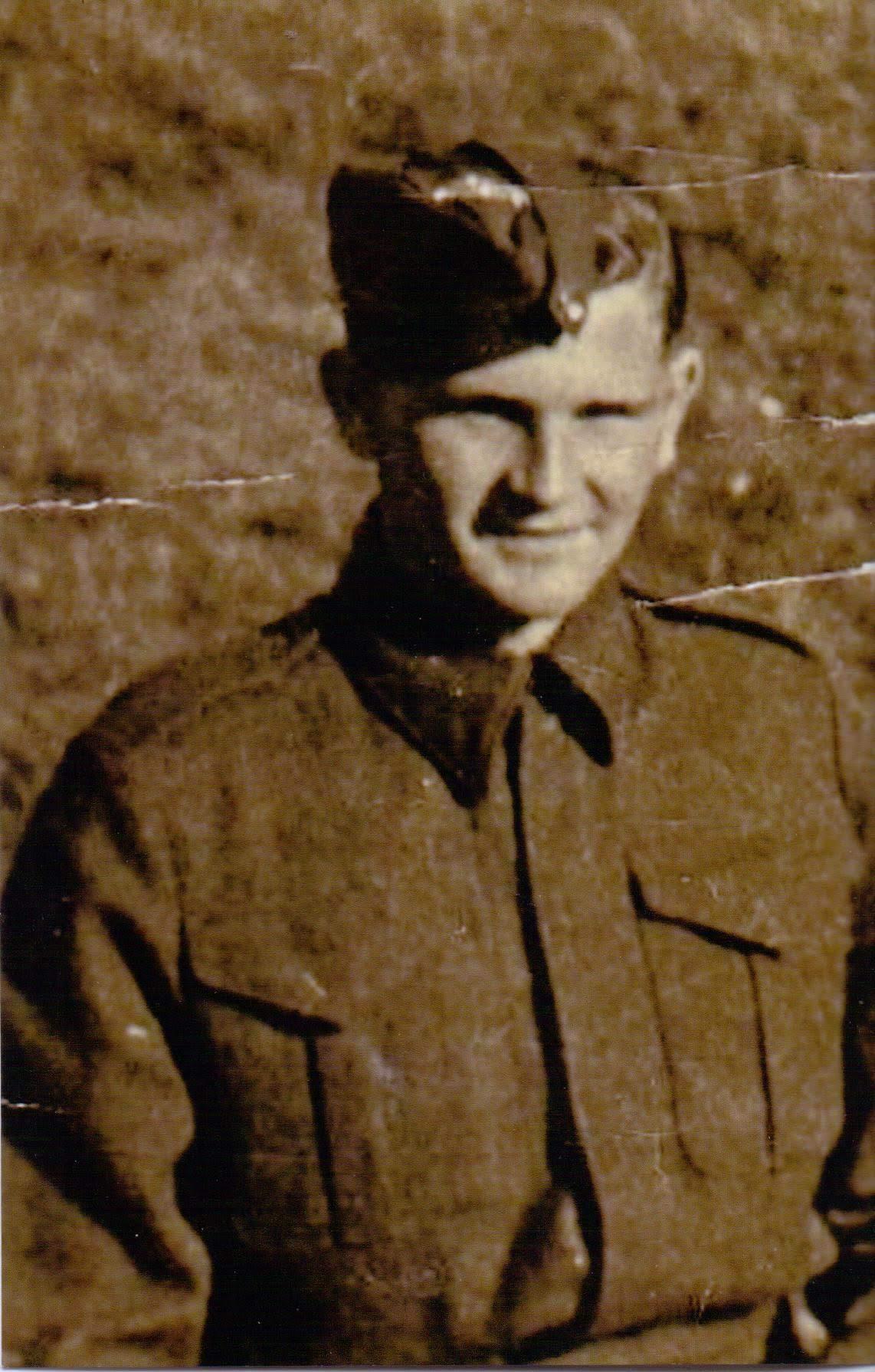 Photo of Robert James (Bertie) Ferguson