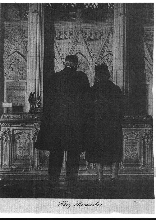 Photo de Harry et Sylvia Kimmel (Père et Mère)