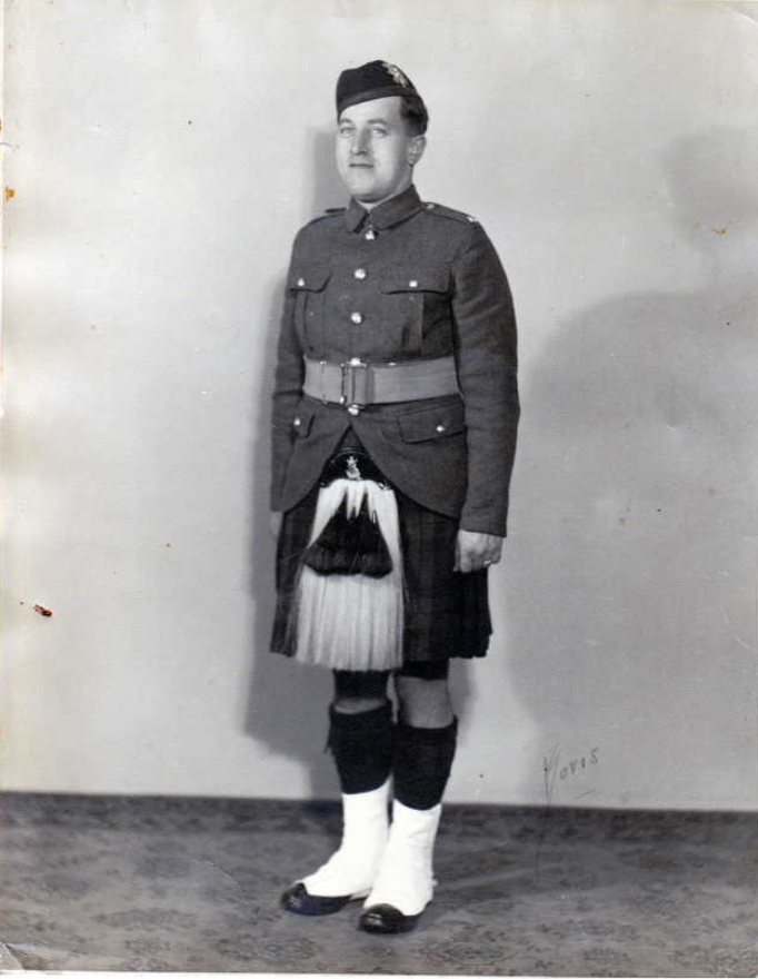 Photo of John Edward MacDougall– Submitted for the project Operation Picture Me