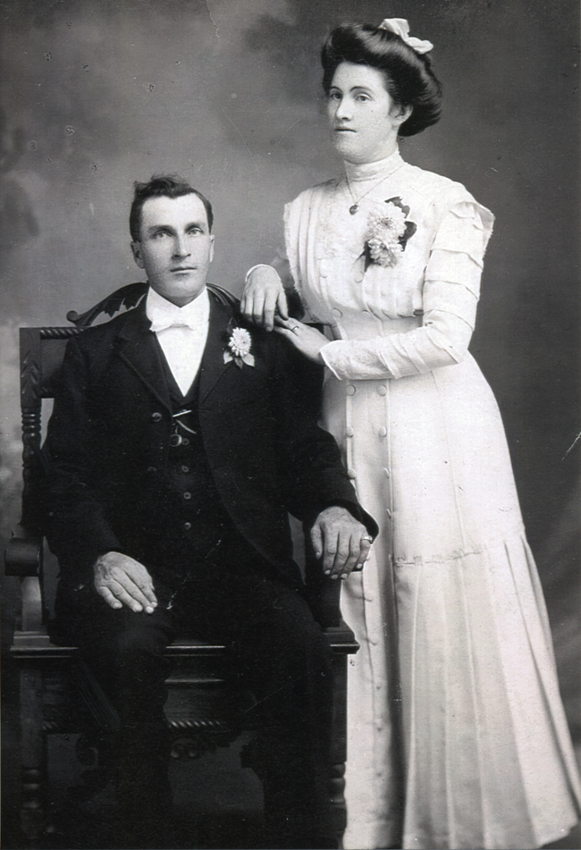 Daniel and Martha MacInnis