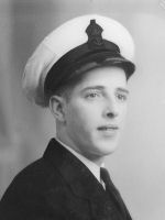 Photo of Donald MacInnis– Donald (Hughie's youngest brother)