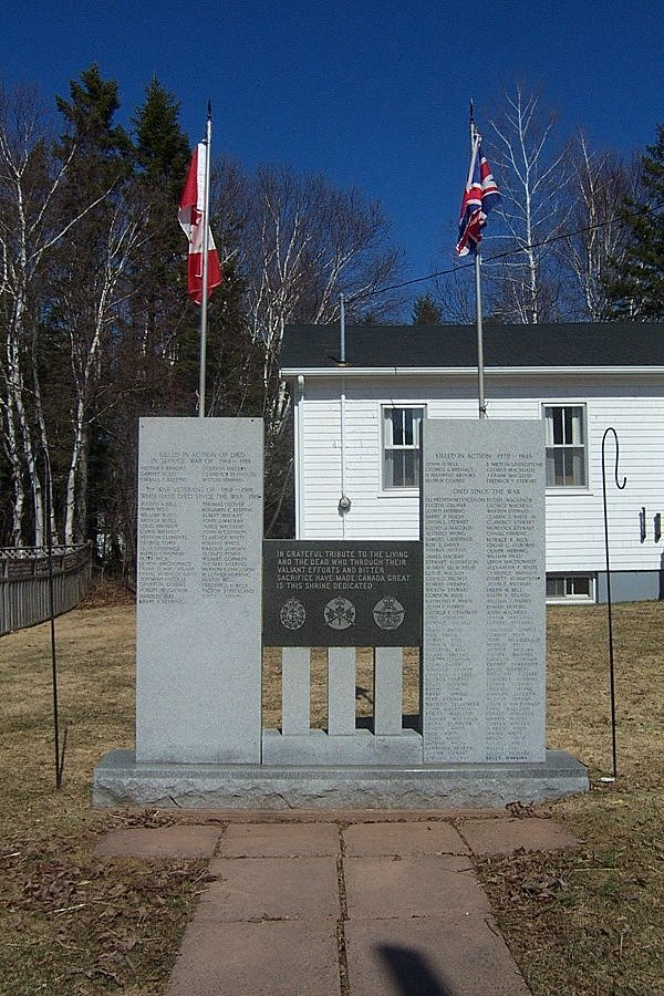 Murray Harbour Monument