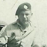 Photo of William MacLeod– William in France. July 1944.
