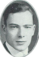 Photo of Wallace Spence MacPherson– Photograph of MacPherson from Torontonensis, University of Toronto's yearbook in 1932