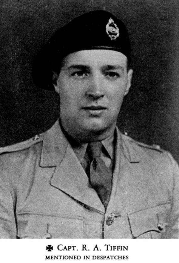 Photo of Raymond Tiffin