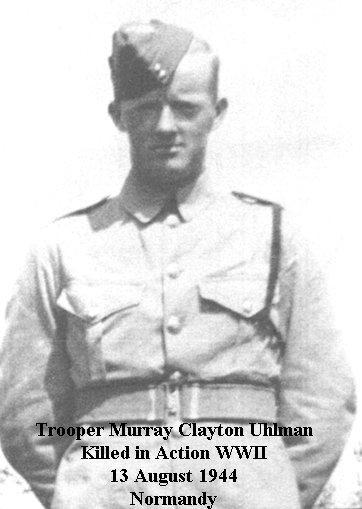 Photo of Murray Uhlman