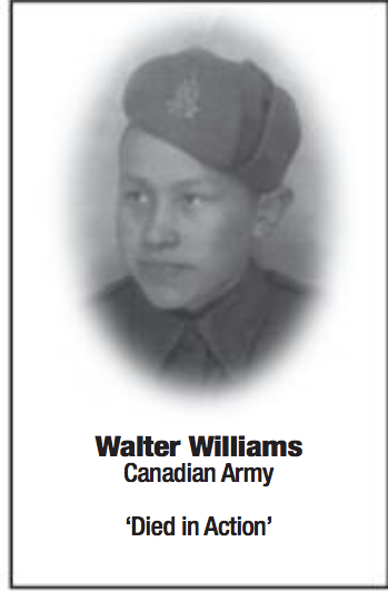 Photo of WALTER WILLIAMS– Submitted for the project, Operation Picture Me