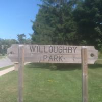 Willoughby Park– Barrie park named in honour of Private William Alfred Willoughby.