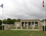 Entrance– Bretteville-Sur-Laize Cemetery