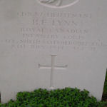 Grave marker– Photo provided by The Commonwealth Roll Of Honour Project. Volunteer Colin Jones
