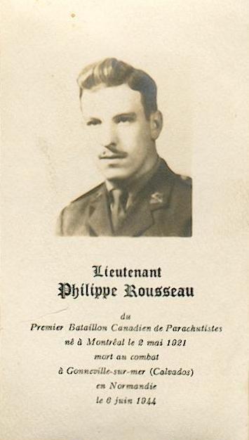 Photo of Joseph Philippe Rousseau