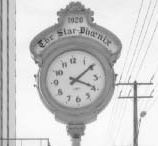 Memorial– The Star-Phoenix Clock (5th Avenue N. & 24th Street in Saskatoon, Saskatchewan) was erected in 1920 in memory of the co-founder of one of Saskatoon's daily papers who perished in World War I and is a tribute to him and other Canadians who made the ultimate sacrifice in the War. It is a protected heritage property established by W. Herman in memory of his partner, Thomas Lawson. The Star-Phoenix Clock is located at the intersection of 5th Avenue and 24th Street. Seth Thomas was the first who succeeded in designing and making tower clocks in different countries.