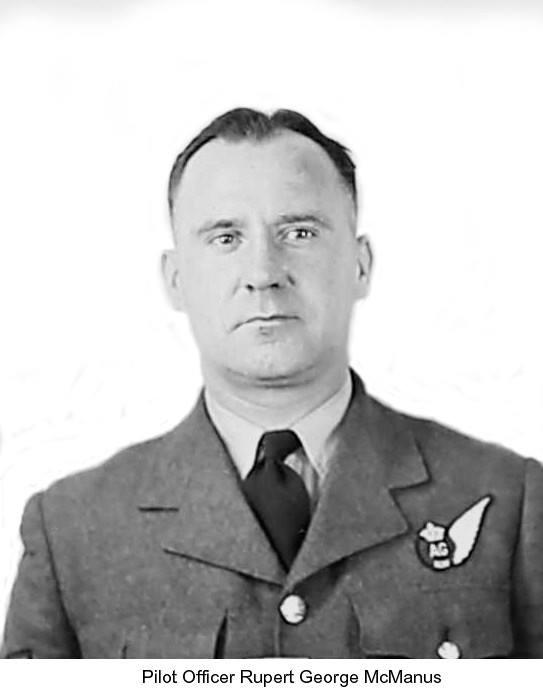 Photo of RUPERT GEORGE MCMANUS